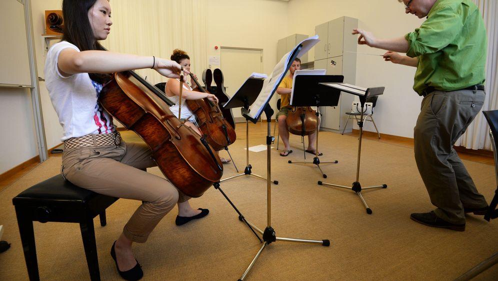 Profi-Musiker: Ein falscher Ton, und es ist vorbei
