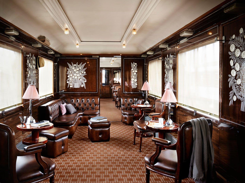 EINMALIGE VERWENDUNG Orient Express