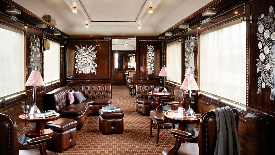 Historisches Luxusabteil: Eine Neuauflage des Orient-Express steht bevor