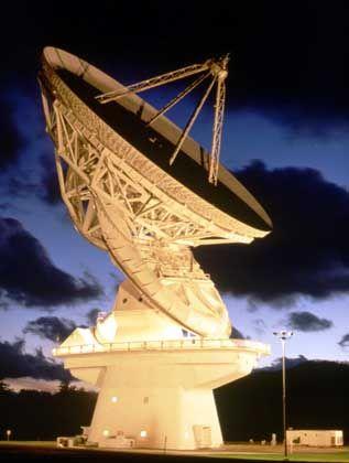 Green-Bank-Teleskop des Seti-Instituts: Suche nach Signalen schlauer Aliens