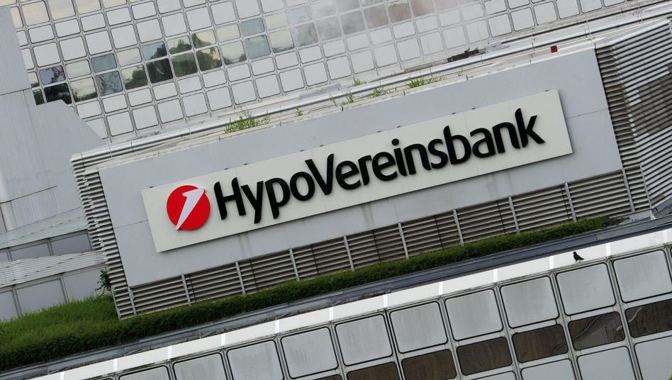HypoVereinsbank in München: Standorte werden zusammengelegt