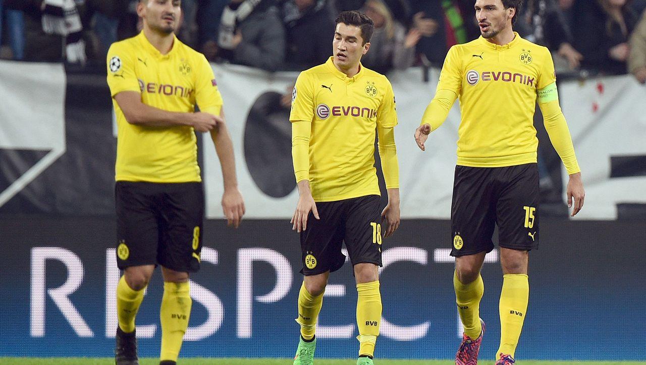 Dortmund Gegen Juventus