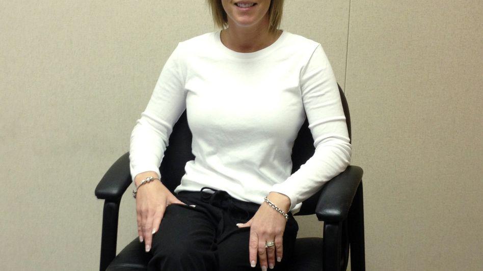 Melissa Nelson in ihrer Arbeitskleidung: Kündigungsgrund legal