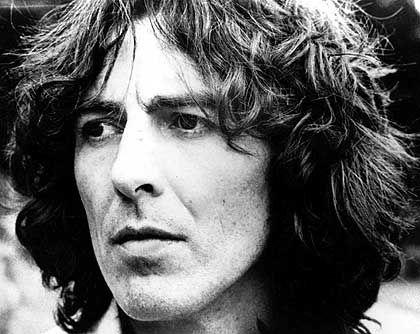 Abschied am Ganges: George Harrison