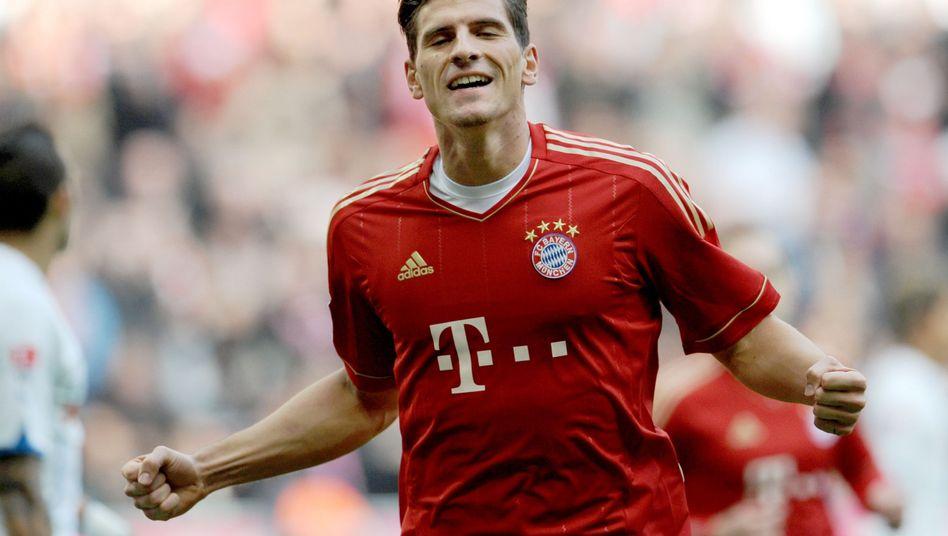 Bayern-Star Gomez: Im Sechzehnmeter-Raum unaufhaltsam