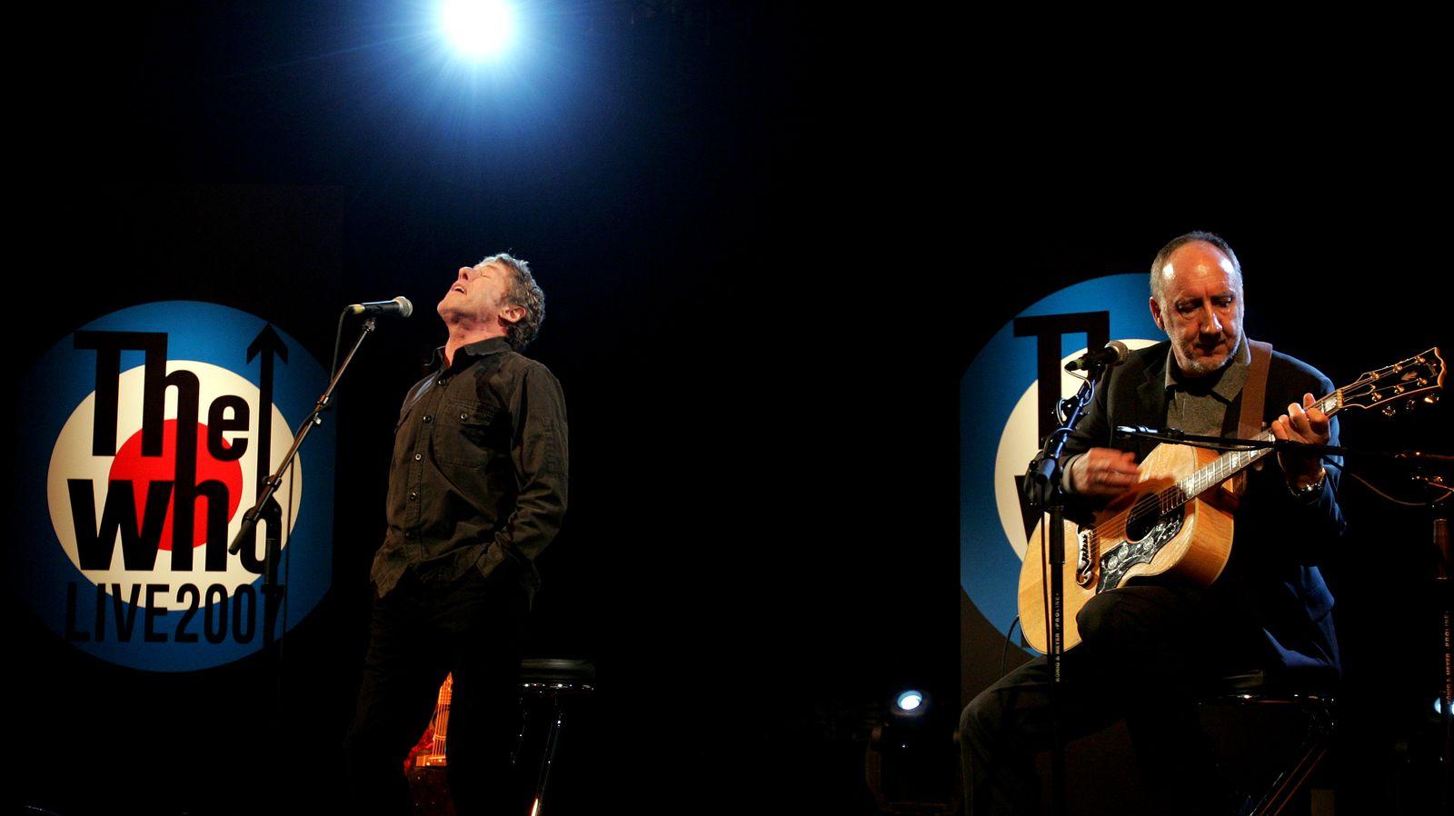 Pete Townshend - Roger Daltrey, Pete Townshend