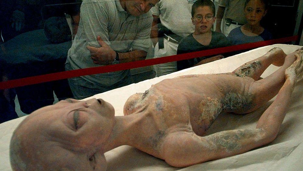 Ufo-Mekka Roswell: Invasion auf der Schafsweide