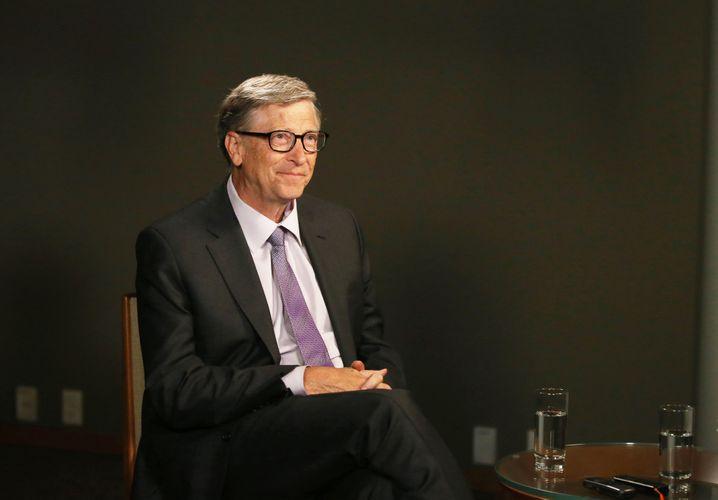 Microsoft-Gründer und Pandemiewarner Bill Gates. Seine frühen Warnungen: verpufft, ungehört. Er hätte mit mehr Nachdruck reden sollen.