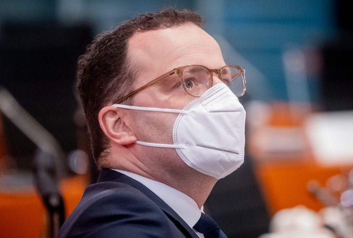 Gesundheitsminister JensSpahn: »Zusammenhalt ist das, was dieses Land am meisten braucht in dieser Pandemie«