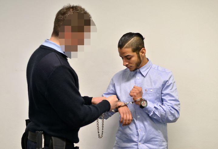 Abdul als Häftling in Wittlich: Zehn Jahre war er alt, als er sein Heimatdorf verließ