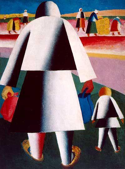 """""""Zur Ernte"""", 1928-29"""