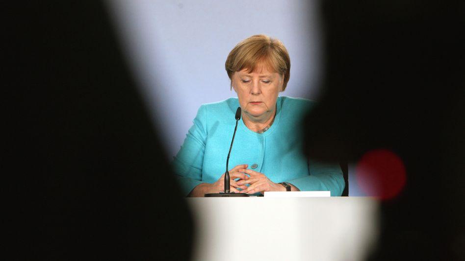Kanzlerin Merkel: Zweifel sind angebracht