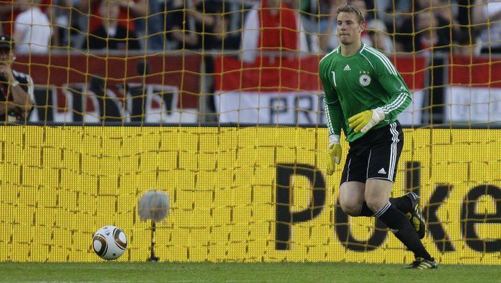 DFB-Spieler in der Einzelkritik: Neuer sicher, Özil verliert Privat-Duell