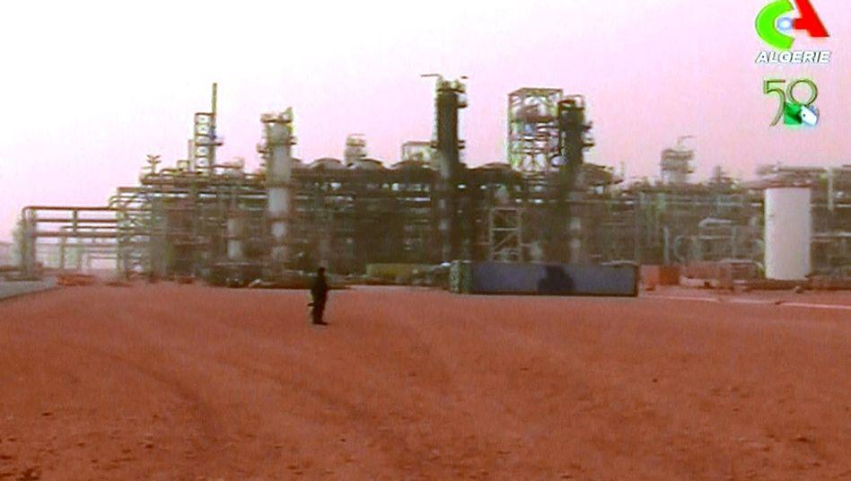 Gasfeld bei Ain Amenas: Opfer stammen aus acht Ländern