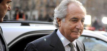 """Milliardenbetrüger Bernard Madoff: """"Ich schäme mich"""""""
