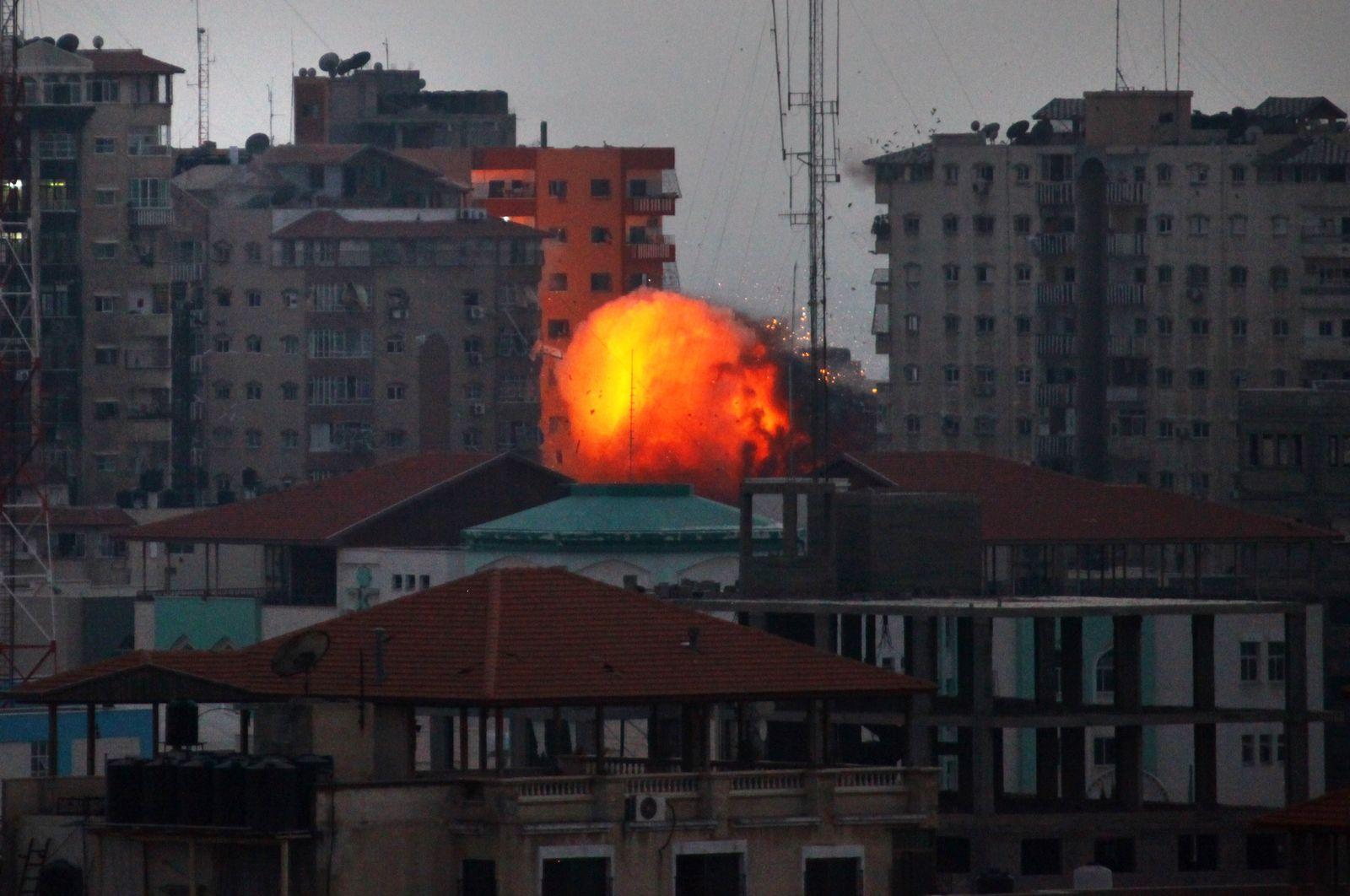 Israel/ Gaza/ Al Zafir Tower