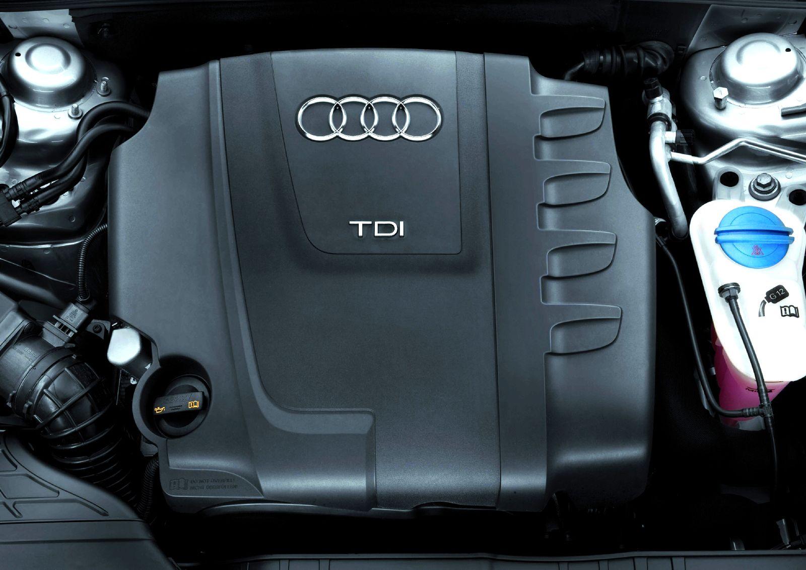 Audi A5 Sportback / Motor