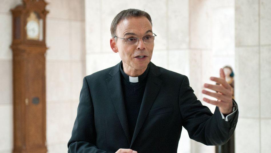 Tebartz-van Elst: Der Ex-Bischof wohnt weiterhin großzügig