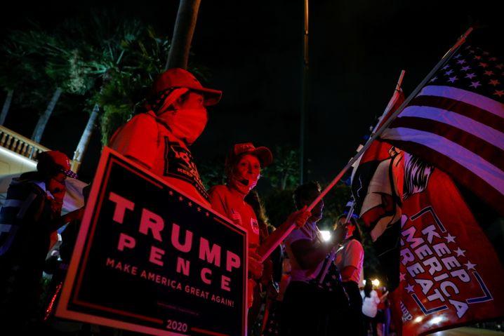 Trumps beste Freunde: Exilkubaner in Little Havana