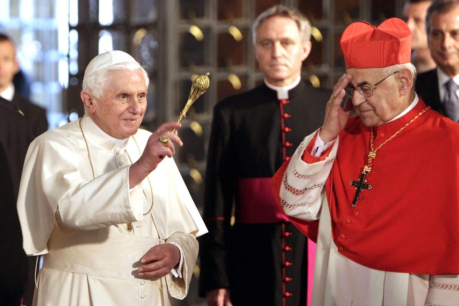 Papst in Tschechien