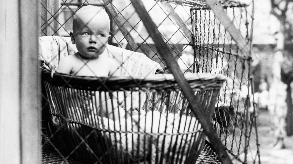 Babys gut durchlüften: Irrwege der Käfighaltung