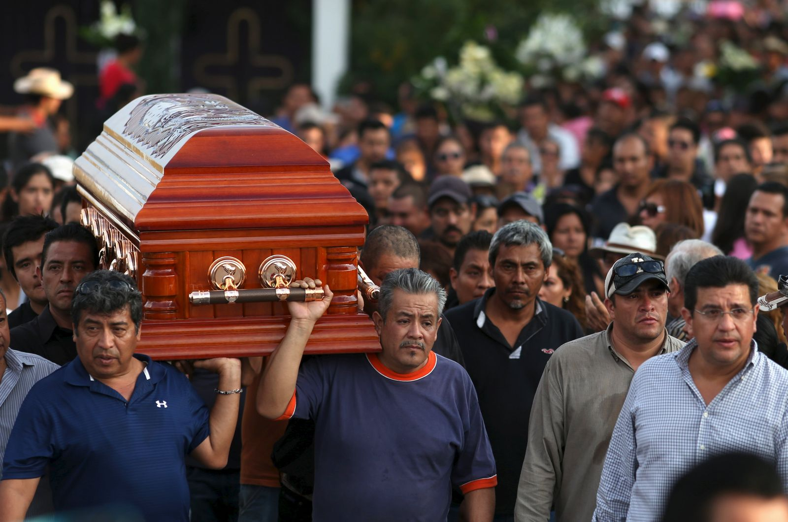 Mexiko Mord an Bürgermeisterin