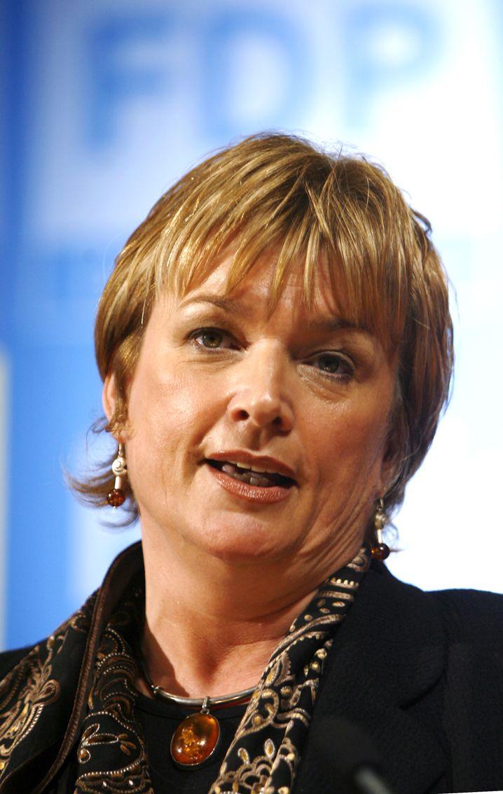 FDP-Außenexpertin: Elke Hoff