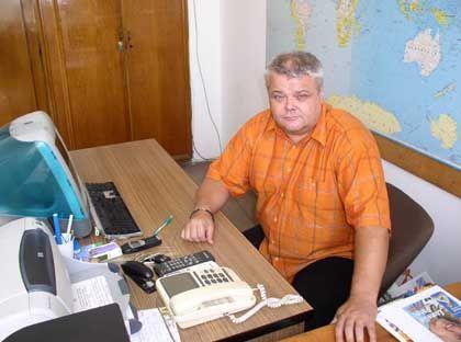 Chefredakteur Bogdan Ficeac: Das Problem ist der Filz