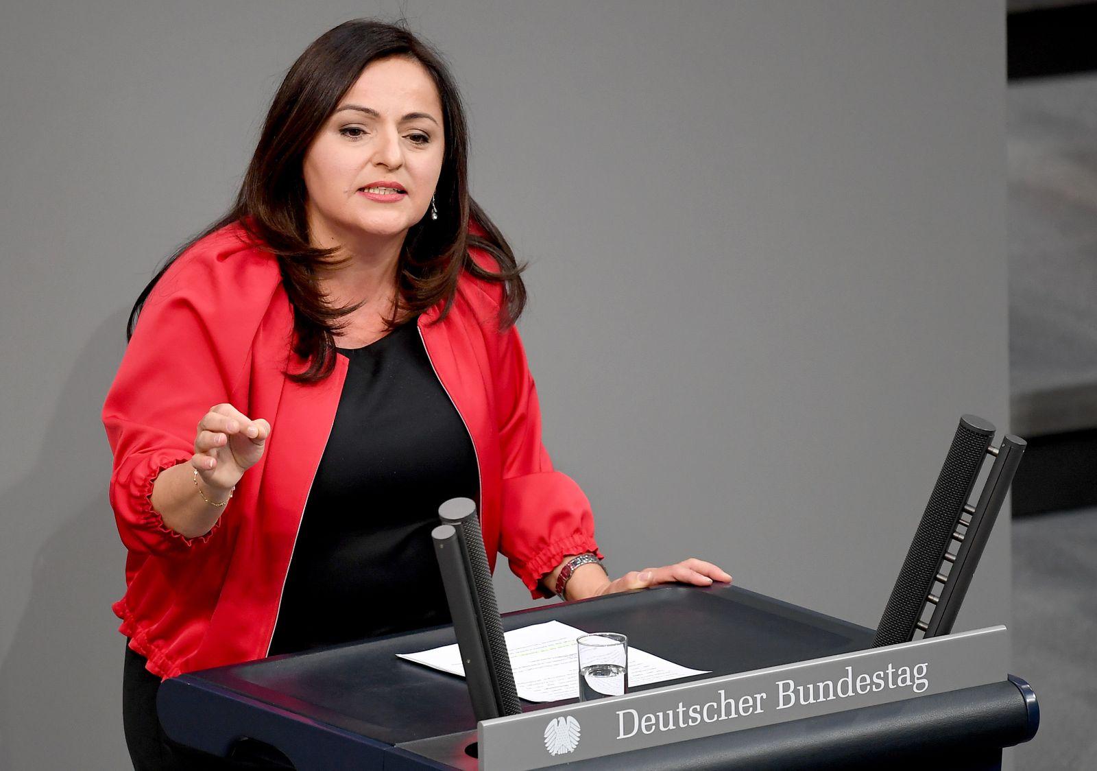 Bundestag 100. Sitzung