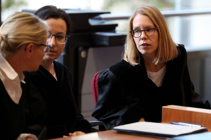 Staatsanwältin Anne Brorhilker (r.): unbekannte Heldin des deutschen Wirtschaftsrechts