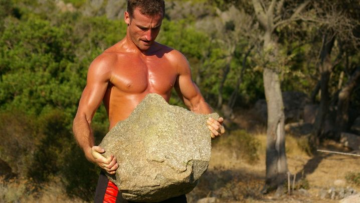 Photo Gallery: Fit Like a Stone Age Man