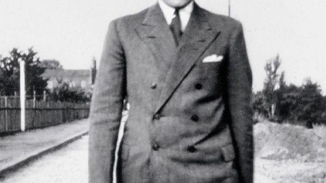 Jurist Calmeyer um 1928