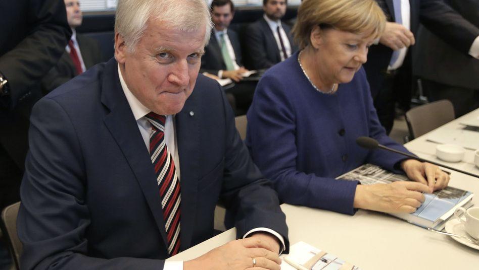 Kompromiss von CDU und CSU: Seehofer bekommt eine Zahl, aber keine Obergrenze