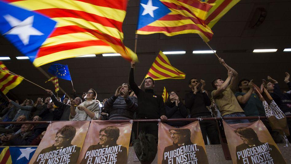 Separatisten in Katalonien: Wahl gewonnen - und jetzt?
