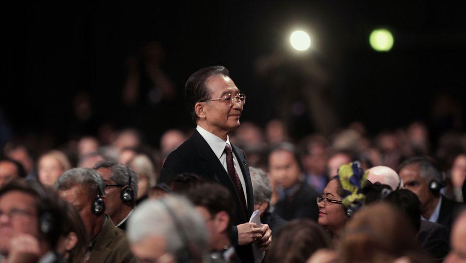 """Regierungschef Wen Jiabao: """"Bedeutende und positive Früchte"""" nach dem Gipfel"""