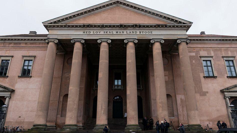 Amtsgericht in Kopenhagen