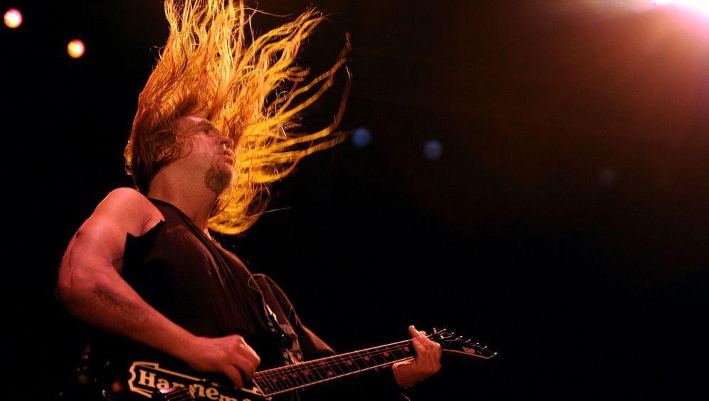 Slayer-Gitarrist Hanneman: Ein Titan des Metal
