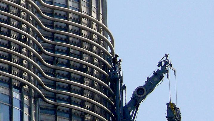 Burj Chalifa: Architekturwunder in Dubai