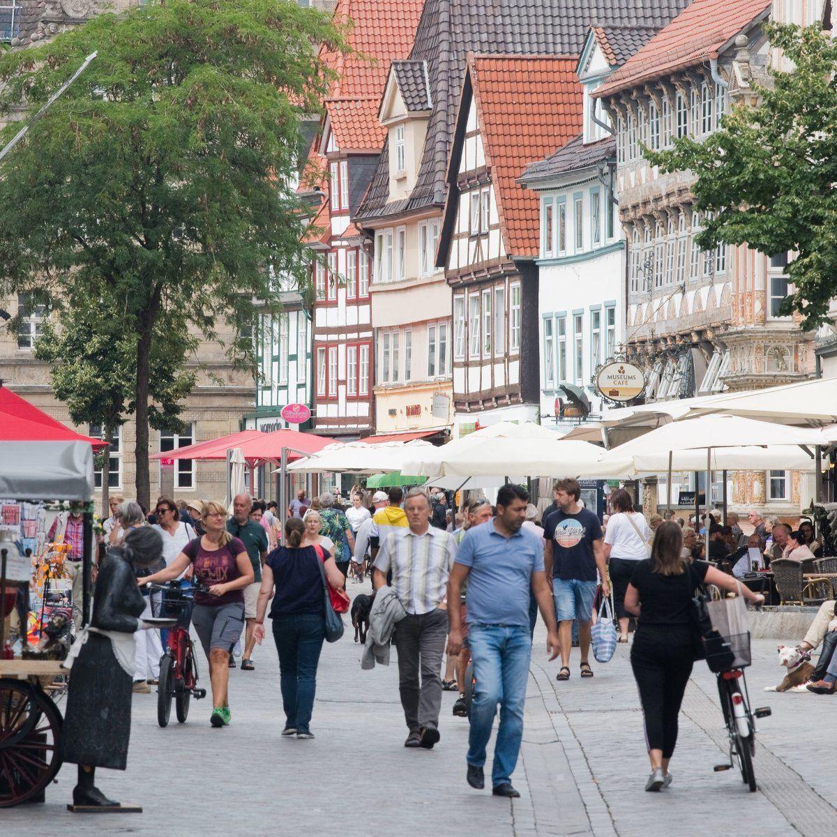 Hameln Innenstadt