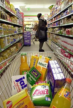 """Supermarkteinkauf: """"Preisschub auf breiter Front"""""""