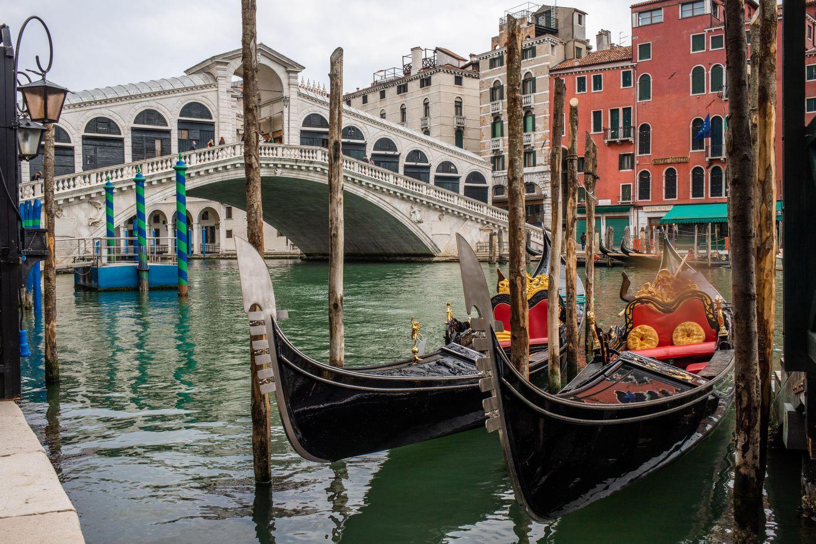 Spring Weekend In Venezia