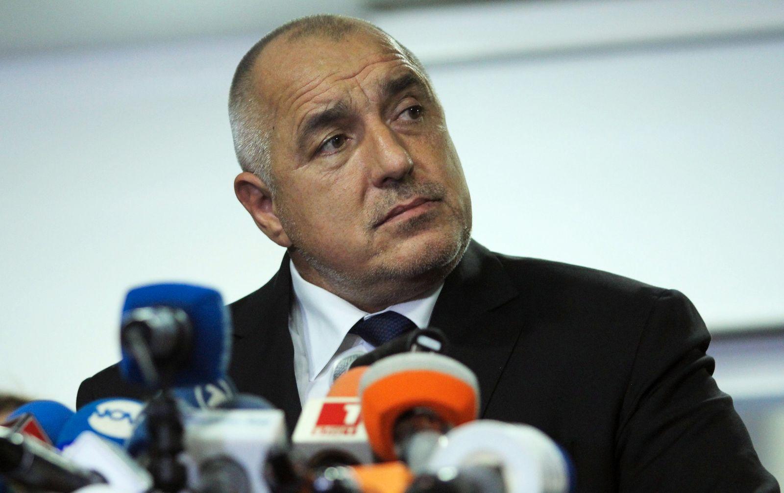 Bulgaria / Boiko Borissow