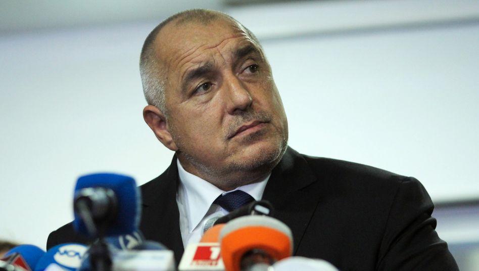 Bulgariens Regierungschef Bojko Borissow