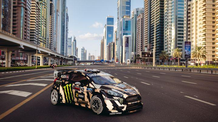"Drift-Video ""Gymkhana 8"": Dubai sein ist alles"