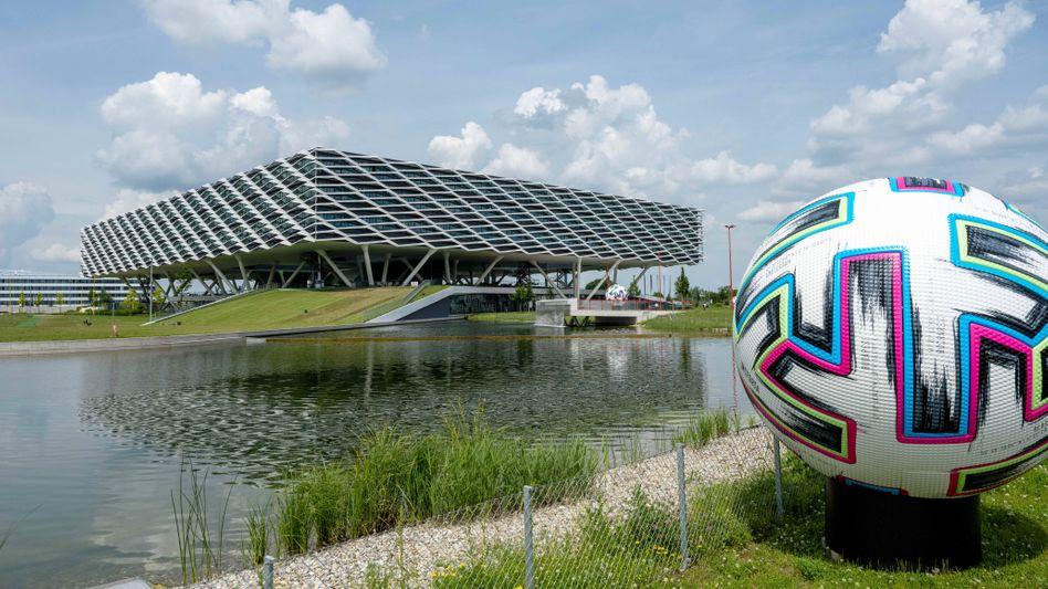 Ein eigener Kosmos: das Adidas-Gelände vor Herzogenaurach