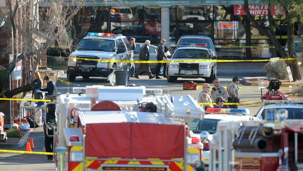 """Anschlag auf US-Abgeordnete Giffords: """"Alles geschah innerhalb von Sekunden"""""""