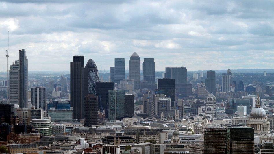 Finanzplatz London: Sorge vor einer zweiten Welle