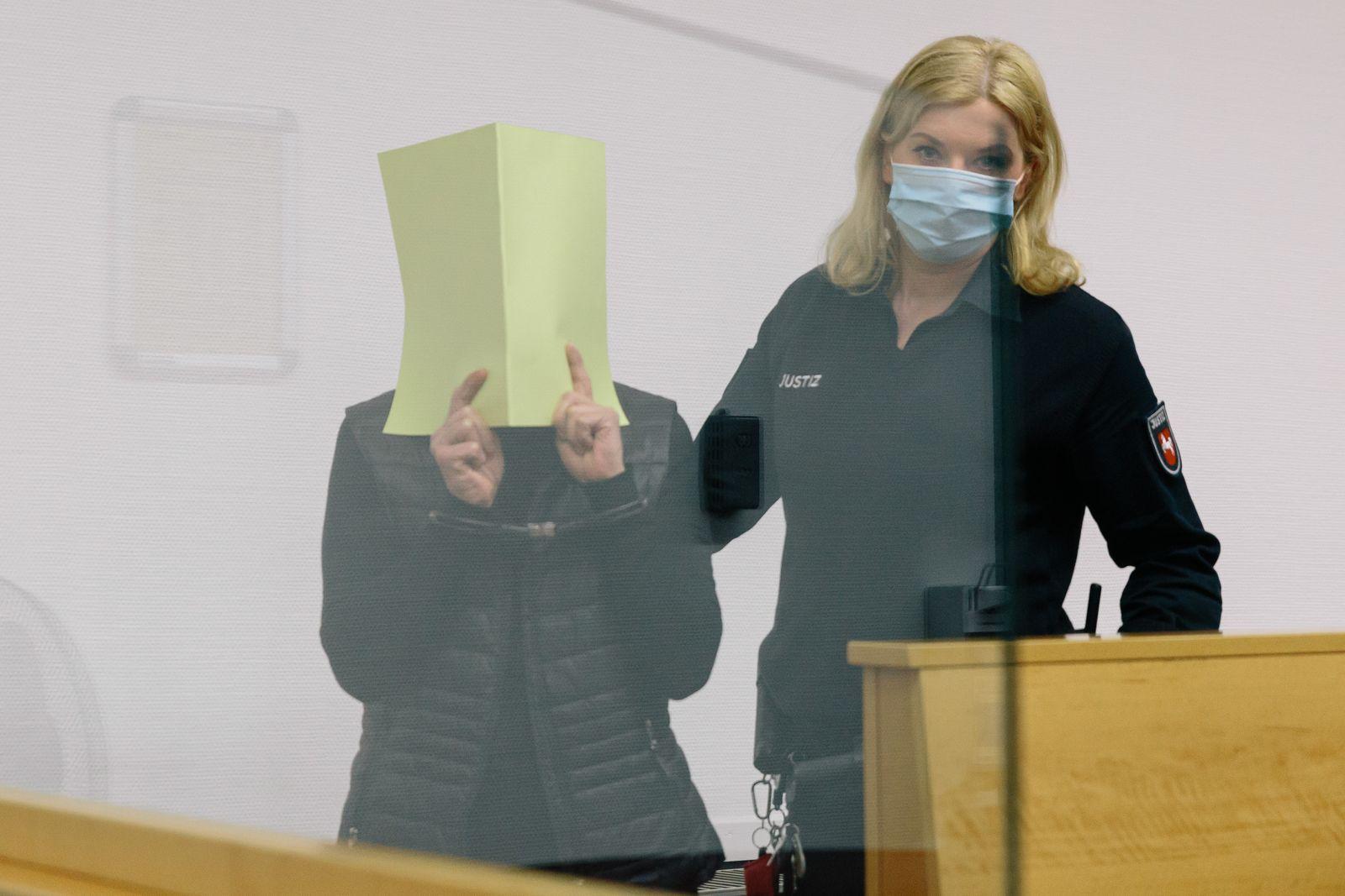 Strafverfahren Marina S. Landgericht Hannover