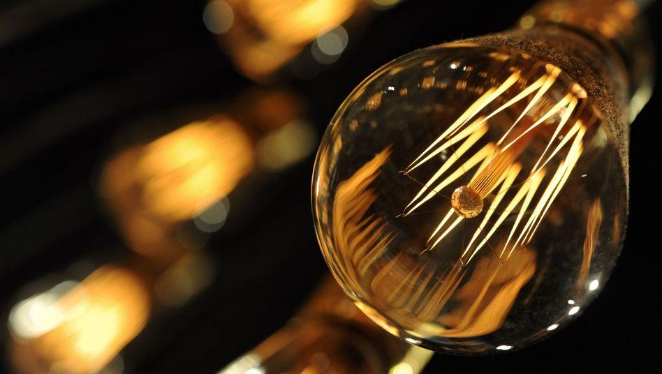 Glühlampe: Bye bye, gutes altes Leuchtmittel