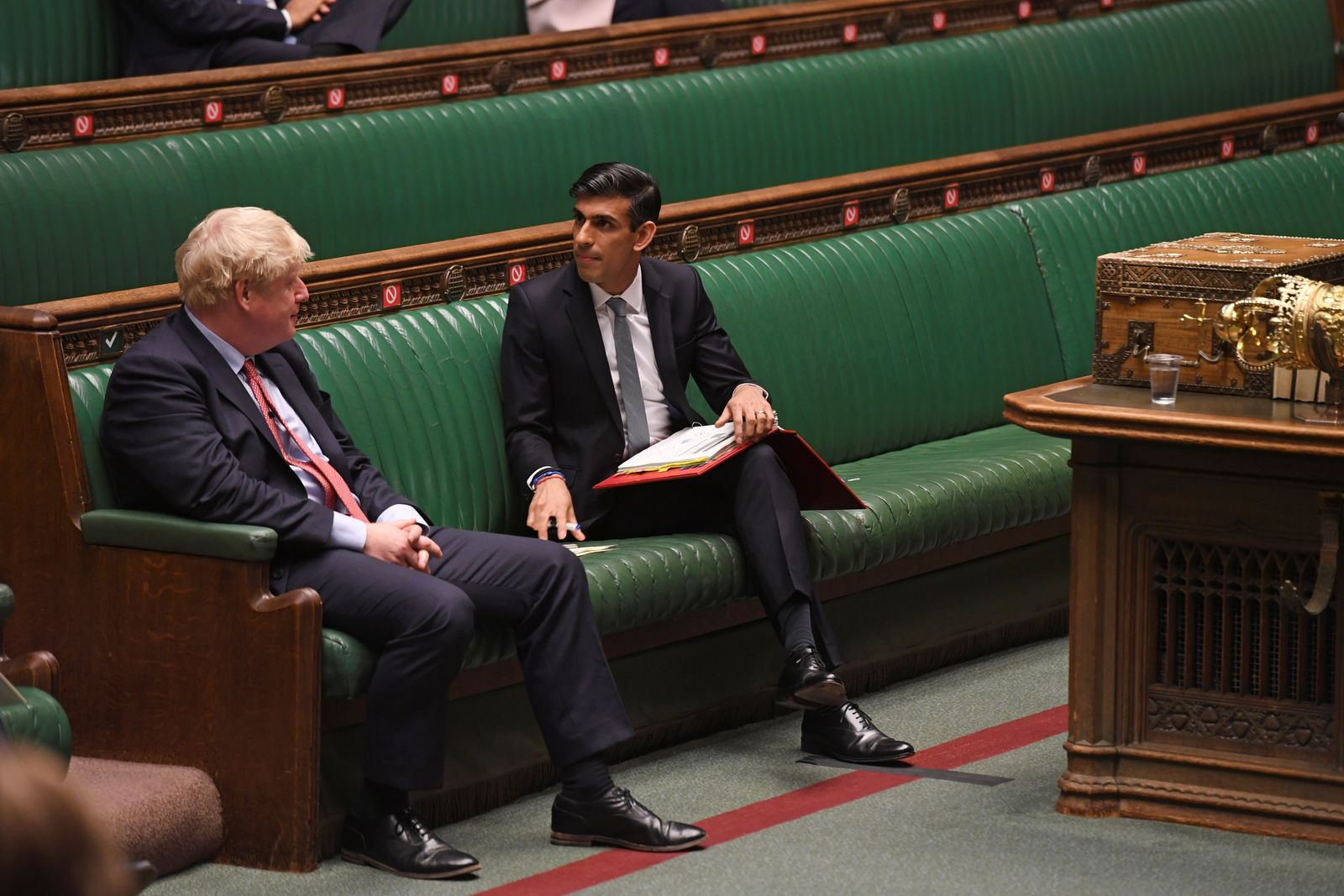 Ministerial statement from the Chancellor of the Exchequer